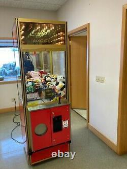 Smart Industries Clean Sweep Grue Griff Machine Chargée De Jouets