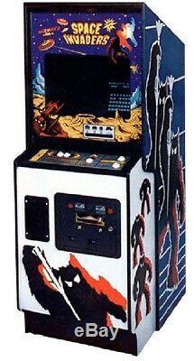 Space Invaders Arcade Machine Par Midway (excellent État) Rare