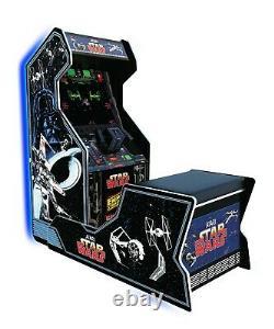 Star Wars Arcade Machine Avec Siège Bench, Limited Edition, Arcade1up
