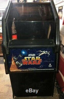 Star Wars Machine Cockpit Arcade