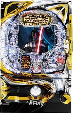 Star Wars Pachinko Machine Bataille Sous Vader Japonaise Arcade Jeu 2119 Nycc
