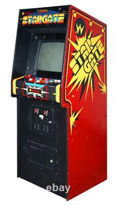Startgate Arcade Machine Par Williams (excellent État)