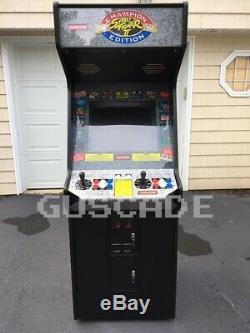 Street Fighter 2 Édition Arcade Champion Machine Multi Jeu II Guscade Pleine Grandeur