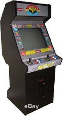 Street Fighter II Arcade Par Capcom (excellent Condition)