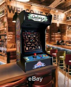 Tabletop / Bartop Galaga Arcade Machine Avec 412 Jeux Classiques Nouveau