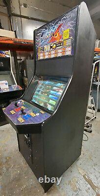 Tekken 4 Full Size 2 Player Fighting Arcade Video Game Machine! Travail