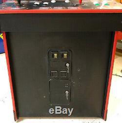 Tekken 5 Pleine Fighting Arcade Jeu Vidéo Machine Avec 24 Moniteur LCD