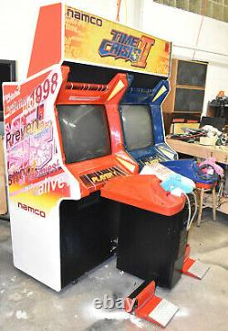 Temps Crisis II Arcade Machine By Namco 2 Player (excellent Condition) Rare
