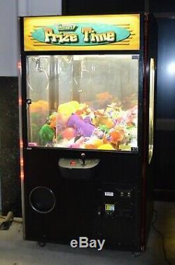 Temps De Grue Prix Griffe Machine À Pièces De Monnaie Vending Tout Neuf Livraison Gratuite