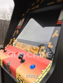 Tetris Arcade Machine New Full Size Multi Jeu Joue Plusieurs Classiques Guscade