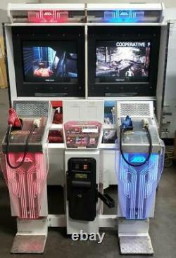 Time Crisis 4 DX Arcade Machine Namco