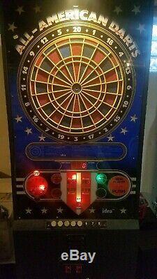 Tous Les Jeux De Fléchettes Américaines Idea Dart Board Arcade Machine Jeu D'adresse Skill Illinois