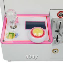 Toy Claw Machine Carnival Grue Mini-jeu D'arcade Grabber Avec Des Lumières Led
