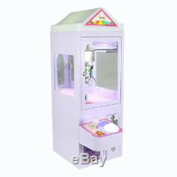 Toy Claw Machine Carnival Grue Mini-jeu D'arcade Grabber Avec Lumières Et Son
