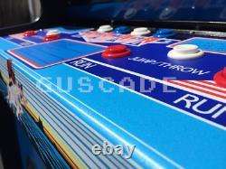 Track & Field Arcade Machine Nouveau Jeu Vidéo Full Size Guscade