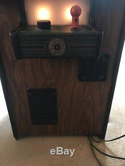 Tron Video Arcade Game Machine Bally-midway Cocktail Table Consacré Originale