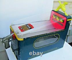 Vintage 1940s Duck Hunter Gumball Machine 1 Cent Shooting Penny Arcade Jeu