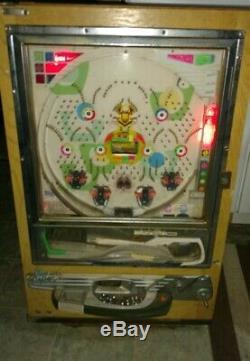 Visg Pachinko Machine Nishijin Avec Balles Jeu Arcade Deluxe Pour Restauration Uniquement