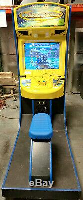 Waverunner Gp Jet Ski Arcade Assis Driving Arcade Video Game Machine! Chauffeur