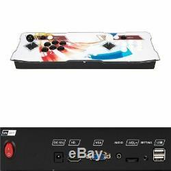 Wifi Pandora Box 3d Retro Video Arcade Console De La Machine Double Sticks Hd Video Lb