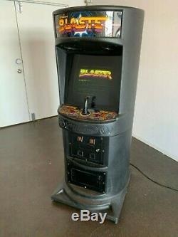 Williams Blaster Duramold Arcade Machine Rare Jeu Sinistar Bulles