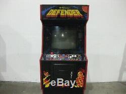 Williams Defender 19 Dans 1 Jeu De Console De La Machine D'arcade Verticale