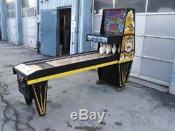 Williams Flipper Arcade Mélanger Puck Machine De Bowling Arcade Allée Haut Dawg