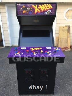 X-men Arcade Machine New 4 Player Players Ovr 1025 Jeux Classiques Xmen Guscade