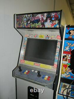X-men Vs Street Fighter Arcade Machine Par Capcom 1996 (excellent) Rare