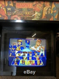 X-men Vs Street Fighter Capcom Cps 2 II Arcade Jeu Vidéo Jamma Machine