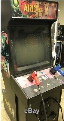 Zone 51 Machine Arcade Par Atari 1995 (excellent État) Rare