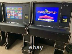 (nouveau) Pot O Gold, Keno 510 Game Machine Slimline Armoire